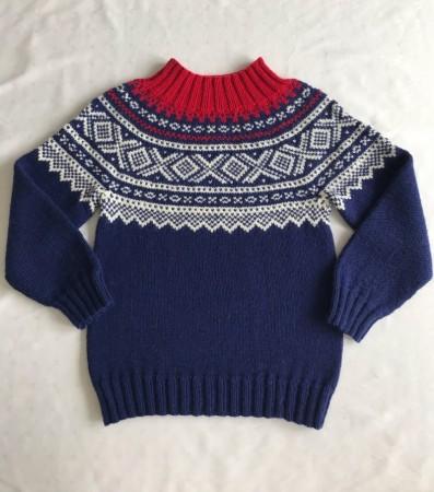 Marius-genser barn